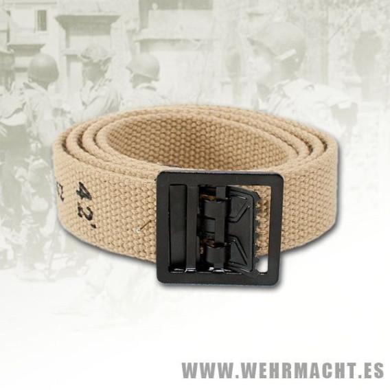 Cinturón U.S. para tropa