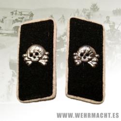 Panzer Herman Göring Division Collar Tabs