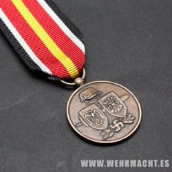 Medalla alemana de la División Azul