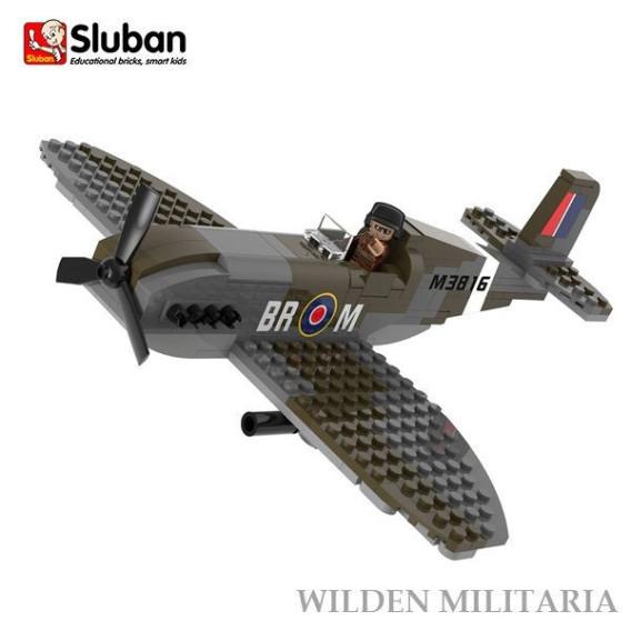 Sluban Spitfire M38-70071