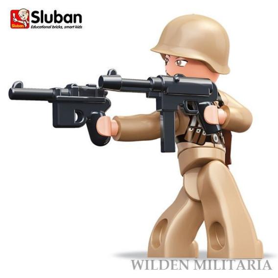 Sluban WWII France officer M38-B0581G