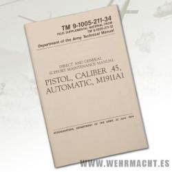 Manual Técnico Pistola Colt 1911A1