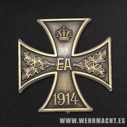 Cruz al Mérito Militar 1ª Clase (Brunswick)