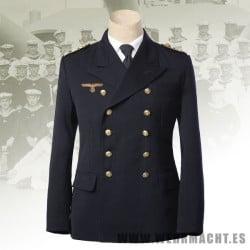 Chaqueta de servicio de la Kriegsmarine para Suboficiales