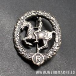 Medalla del Jinete - Bronce