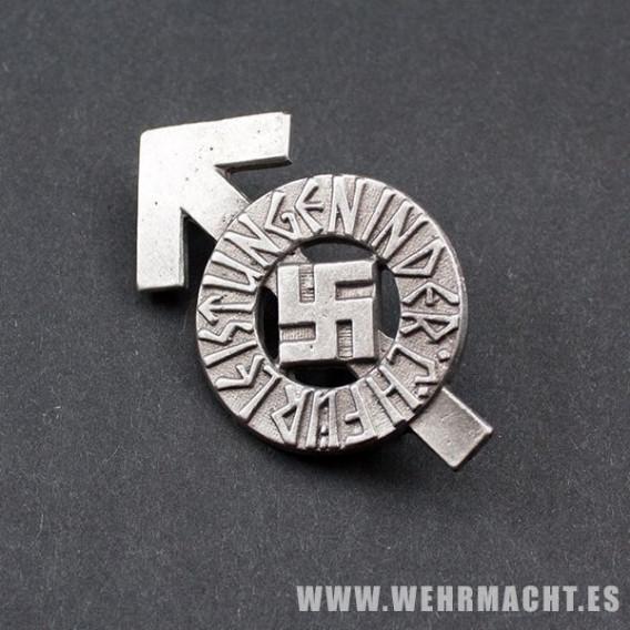 Medalla de aptitudes de las Juventudes Hitlerianas