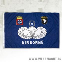 Airborne Polyester Flag