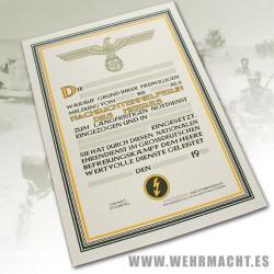 Certificado de aptitudes para auxiliares