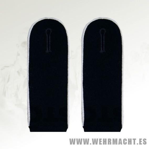 Waffen SS EM Shoulder Boards