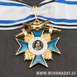 Orden al Mérito Militar 2ª clase con espadas (Baviera)