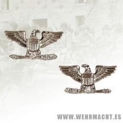 Insignas de cuello para Coronel US
