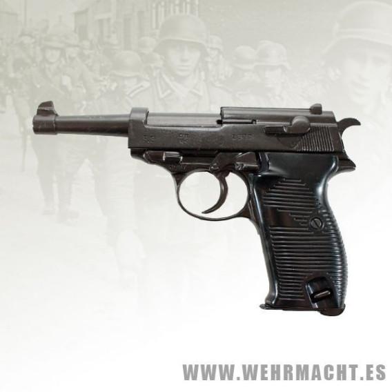 DE - Pistola Walther P38