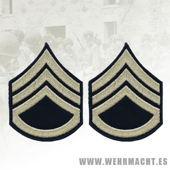 Galón Sargento de Segunda Clase (US Staff Sergeant)