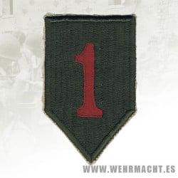 U.S. 1st Division badge