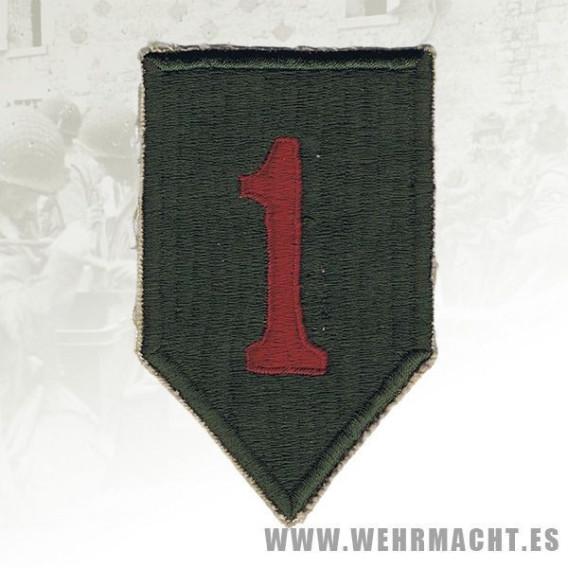 Parche de brazo 1ª División de Infantería U.S.