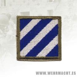Parche de brazo de la 3º División de Infantería US