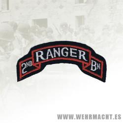 U.S. 2nd Rangers Batalion badge
