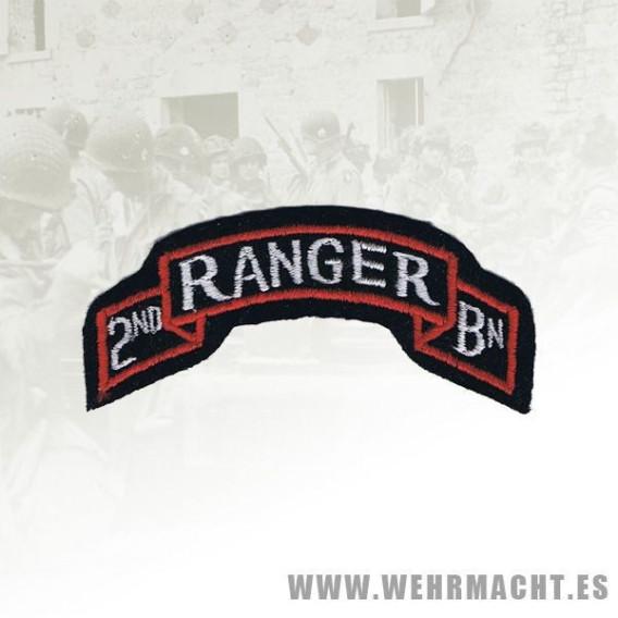 Parche del 2º Batallon Ranger U.S.