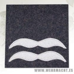 Distintivo de brazo Luftwaffe. sargento primero