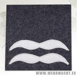 Luftwaffe Sleeve Rank, Unterfeldwebel