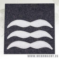 Distintivo de brazo Luftwaffe. Feldwebel