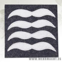 Distintivo de brazo Luftwaffe. Oberfeldwebel