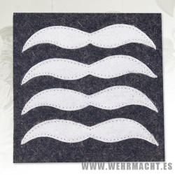 Luftwaffe Sleeve Rank, Oberfeldwebel