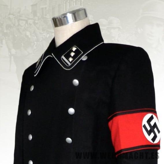 Abrigo M32 Allgemeine SS para oficiales