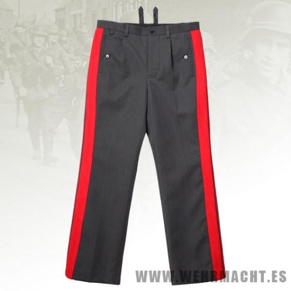 Pantalones de servicio para Generales, Wehrmacht