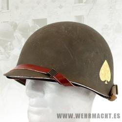 Casco de acero M1 (WWII)