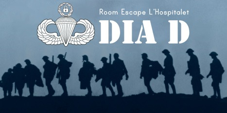 D-Day Escape Room